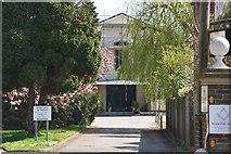 TQ5841 : Masonic Hall by N Chadwick