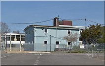 TQ5841 : Tunbridge Wells Grammar School for Boys by N Chadwick