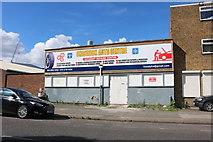 TQ1979 : Chiswick Auto Centre on Bollo Lane by David Howard