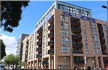 TQ1979 : New flats on Bollo Lane, South Acton by David Howard