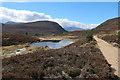 NJ0011 : Lochans in Pass of Ryvoan by Hugh Venables