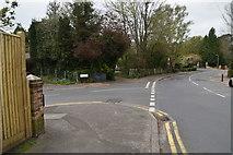 TQ5740 : Culverden Down, Culverden Park junction by N Chadwick