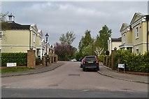 TQ5740 : Huntleys Park by N Chadwick
