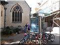 SP5105 : St Aldate's Church by Virginia Knight