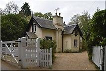 TQ5639 : North Lodge, Nevill Park by N Chadwick