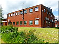 SP0664 : Alexandra Hospital, Redditch by Chris Allen
