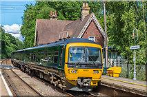 TQ2151 : 165 101 at Betchworth Station by Ian Capper