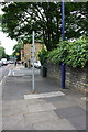 SE1534 : Manningham Lane approaching Clifton Villas junction by Roger Templeman
