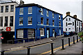 H4572 : Newly painted building, Omagh by Kenneth  Allen
