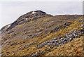 NN1049 : Beinn Fhionnlaidh mountainside by Nigel Brown