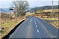 NT0823 : A701, South of Tweedsmuir by David Dixon