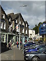 NY3704 : Ambleside, A591 looking northeast by Chris Allen