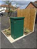 TF0920 : Pumping station by Bob Harvey