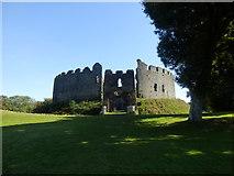 SX1061 : Approach to Restormel Castle by Darren Haddock