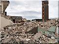 SD8011 : Demolition of Bury Fire Station June 2020 by David Dixon