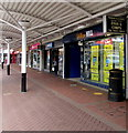 ST2995 : William Hill, 6 Gwent Square, Cwmbran by Jaggery