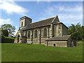 SE2849 : St John the Evangelist, North Rigton by Stephen Craven