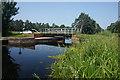SE7444 : Swing Bridge 6, Pocklington Canal near Melbourne by Ian S