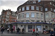 TQ2982 : Warren Street Station by N Chadwick
