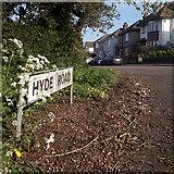 SZ0796 : Kinson: Hyde Road by Chris Downer