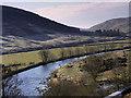 NT1129 : River Tweed, Stanhope by David Dixon