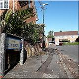 SZ0895 : Northbourne: Justin Gardens by Chris Downer
