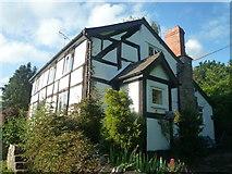 SO3958 : House in Bridge Street (Pembridge) by Fabian Musto
