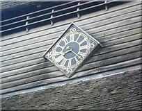 SO3958 : Clock on St. Mary's Church (Bell Tower | Pembridge) by Fabian Musto