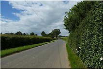 SE7666 : Road to Kirkham and Westow by DS Pugh