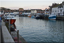 SY6778 : Weymouth Harbour by N Chadwick