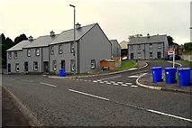 H4085 : Riverview Close, Newtownstewart by Kenneth  Allen