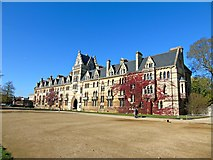 SP5105 : Christ Church College by AJD