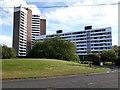 NZ2366 : Montagu Court, Gosforth, Newcastle upon Tyne by Graham Robson