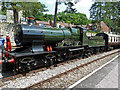 SO6107 : Parkend Station - City of Truro by Chris Allen