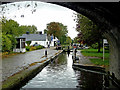 SJ9002 : Shropshire Union Canal at Autherley Junction, Wolverhampton by Roger  Kidd