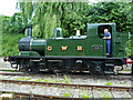 SO6107 : Dean Forest Railway - tank engine by Chris Allen