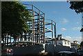 SX9265 : Flats under construction, Babbacombe by Derek Harper