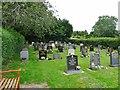 SO8594 : Graveyard Scene by Gordon Griffiths