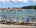 SW5240 : St Ives harbour by Marika Reinholds