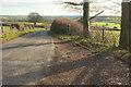 SS9735 : Lane to Gupworthy Farm by Derek Harper