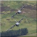 NT3425 : American MC-130 synchro pair by Walter Baxter
