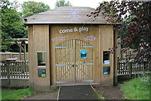 NS2209 : Adventure Cove Closed, Culzean Country Park by Billy McCrorie