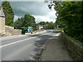 SE2303 : The A628 crossing the River Don, Thurlstone by Humphrey Bolton