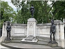 TQ2879 : Rifle Brigade War Memorial by Andrew Abbott