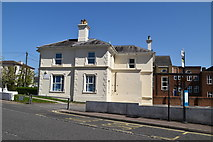 TQ5839 : Tunbridge Wells Driving Test Centre (Closed) by N Chadwick