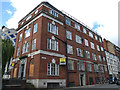 SE3033 : Former Oddfellows clubhouse, Lady Lane, Leeds by Stephen Craven