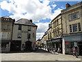 SP0202 : Black Jack Street, Cirencester by Malc McDonald