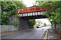 SP3478 : Railway bridge over Terry Road by Roger Templeman