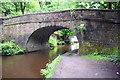 SD9926 : Mayroyd Bridge (Bridge 15 on Rochdale Canal) by Roger Templeman