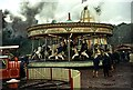 SK3455 : Steam gallopers at the Grand Transport Extravaganza, 1968 by Alan Murray-Rust